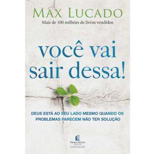 Você vai sair dessa (Max Lucado)