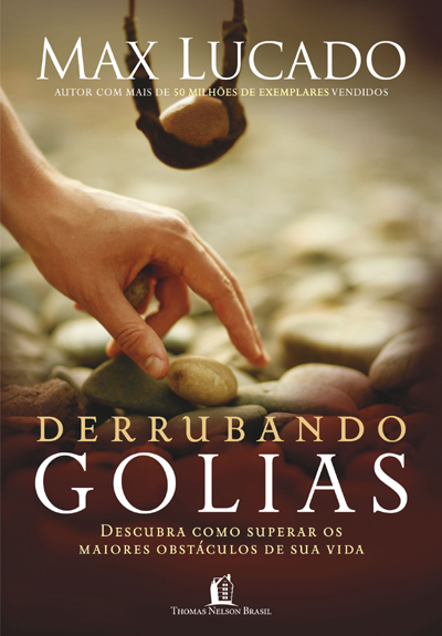 Livro Derrubando Golias (Max Lucado) - Download, comparar