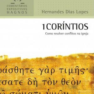 1 Corintios (Hernandes Dias Lopes)