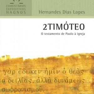 2 Timóteo (Hernandes Dias Lopes)