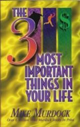 As 3 coisas mais importantes na sua vida (Mike Murdock)