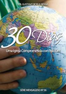 30 Dias – Uma Igreja Comprometida Com Missões (Gustavo Borja Bessa)