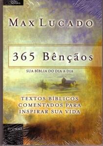 5° - 365 Bênçãos (Max Lucado)