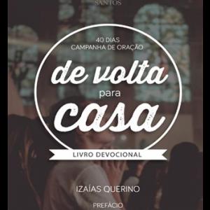 40 dias campanha de oração (Izaías Querino)