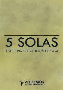 5 Solas: Devocionais de Aplicação Pessoal (Vários Autores)