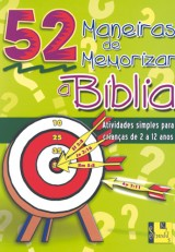 52 Maneiras de memorizar a Bíblia (Nancy S. Williamson)