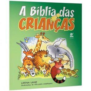 A Bíblia das crianças (Leena Lane)
