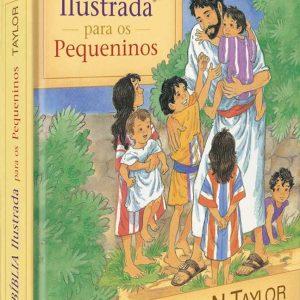 A Bíblia ilustrada para os pequeninos (Kenneth N. Taylor)