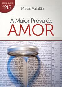 A Maior Prova de Amor (Márcio Valadão)