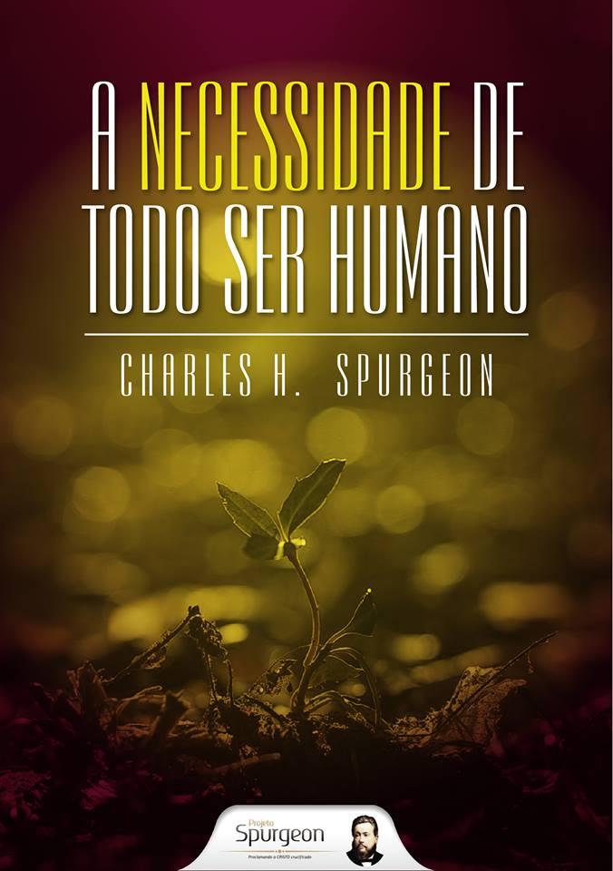 Livro A necessidade de todo ser humano (Charles H