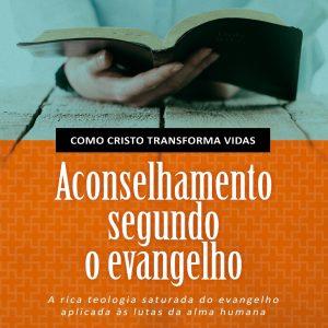 Aconselhamento segundo o Evangelho (Robert W. Kellemen)