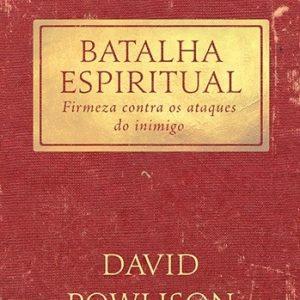 Batalha espiritual (David Powlison)