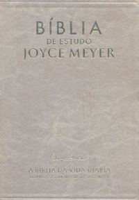 Bíblia de estudo Joyce Meyer – A Bíblia da vida diária (Joyce Meyer)