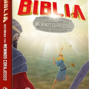 Bíblia – Histórias para meninos corajosos