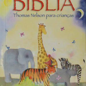 Bíblia Thomas Nelson para crianças (Sally Ann Wrigth – Honor Ayres)