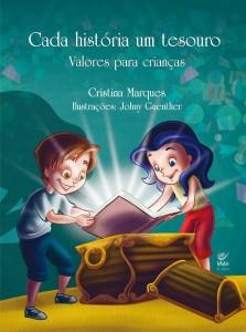 Cada história um tesouro (Cristina Marques)