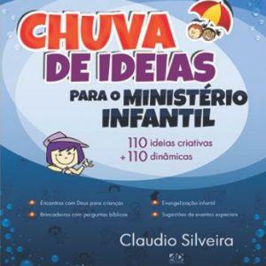 Chuva de ideias para o ministério infantil (Priscila Laranjeira)