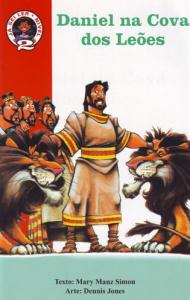 Daniel na Cova dos Leões (Mary Manz Simon)