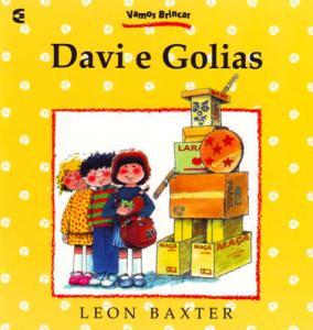 Davi e Golias (Leon Baxter)