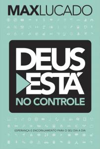 Deus está no controle (Max Lucado)