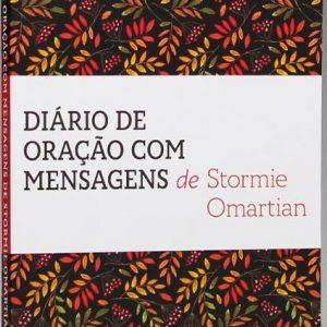 Diário de oração com mensagens (Stormie Omartian)