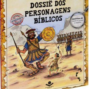 Dossiê dos personagens bíblicos (Peter Martin)