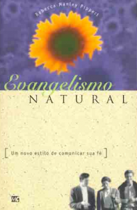 Evangelismo Natural (Rebecca Manley Pippert)