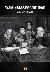 Examinai as Escrituras (Charles Haddon Spurgeon)