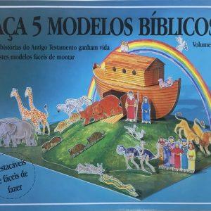 Faça 5 modelos bíblicos – Volume 2