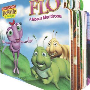 Flo – A mosca mentirosa (Max Lucado)