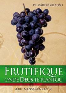 Frutifique Onde Deus Te Plantou (Márcio Valadão)