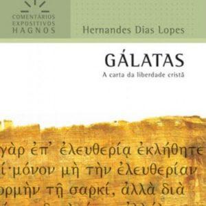 Gálatas (Hernandes Dias Lopes)