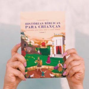 Histórias bíblicas para crianças – Volume 2 (Catherine Vos)