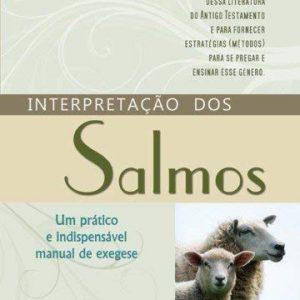 Interpretação dos Salmos (Mark D. Futato)