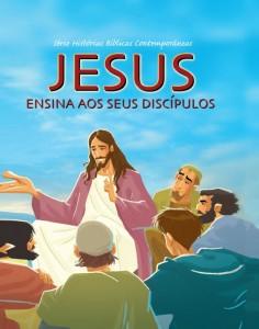 Jesus ensina aos seus discípulos (Joy Melissa Jensen)