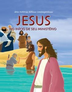 Jesus no início de seu ministério (Joy Melissa Jensen)