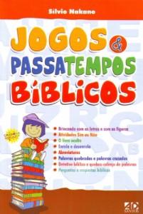 Jogos e passatempos bíblicos (Sílvio Nakano)