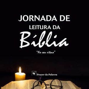 Jornada de leitura da Bíblia (Israel Belo de Azevedo)