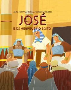 José e os hebreus no Egito (Joy Melissa Jensen)