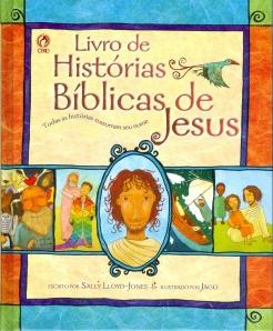 Livro de Histórias Bíblicas de Jesus (Sally Lloyd-Jones)