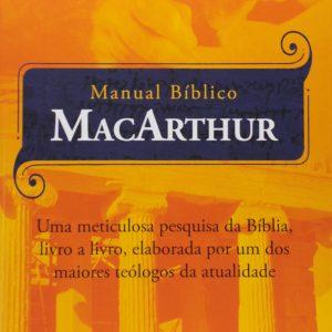 Manual bíblico MacArthur (John MacArthur)
