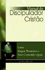 Manual do Discipulador Cristão (Cyro Melo)