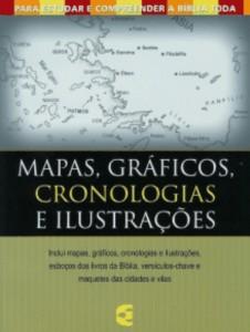 Mapas, gráficos, cronologias e ilustrações (Vários autores)