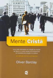 Mente cristã (Oliver Barclay)