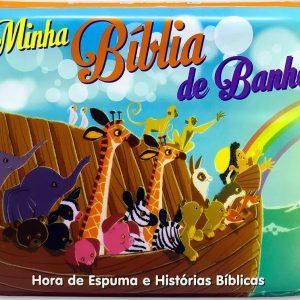 Minha Bíblia de banho