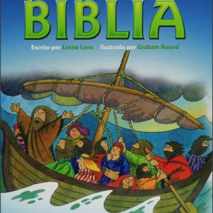 Minha primeira Bíblia (Leena Lane)