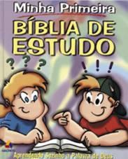 Minha Primeira Bíblia de Estudo (Paul J. Loth)