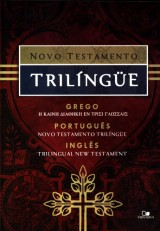 Novo Testamento trilíngüe (Luiz Sayão)