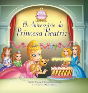 O Aniversário da Princesa Beatriz (Jeanna Young – Jacqueline Johnson)