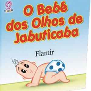 O bebê dos olhos de jabuticaba